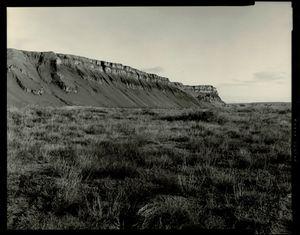 © Radek Skrivanek, Former seacliffs, Karatun peninsula. Aral Sea