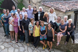 THE PHOTOGRAPHY MASTER RETREAT 2015: Group photo