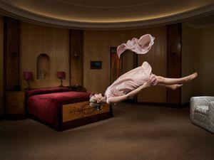 © Julia Fullerton-Batten, Dressing Gown, 2009.  Honorable Mention, LensCulture International Exposure Awards 2010