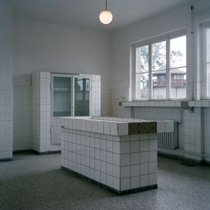 Dissecting Table, Sachsenhausen Memorial and Museum