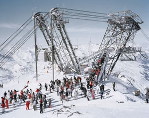 Machinery, 3400 m, 2009  © Dede Johnston