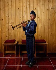 Trumpeter Dillion