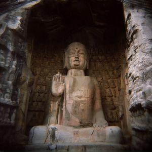 Qingzhou Buddha - China