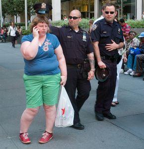 Cops © Haley Morris-Cafiero