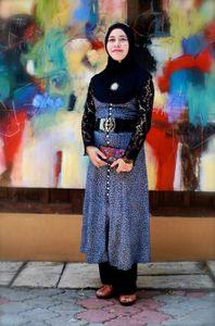 © Nafise Motlaq - Farida, Artist