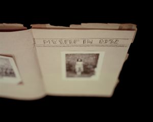 Eva Noles Scrapbook, University Archives, University at Buffalo, The State University of New York.