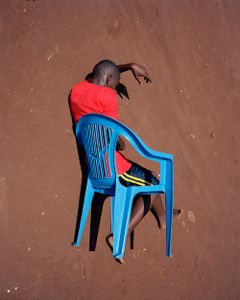"Parasomnia, 2010. From the photobook ""In and Out of Fashion"" © Viviane Sassen"