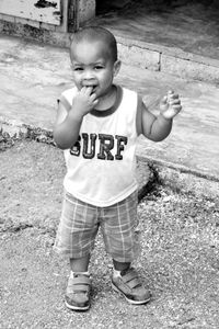 Boy, Dominican Republic