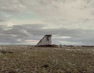The Polygon Nuclear Test Site V. Kazakhstan, 2011 © Nadav Kander