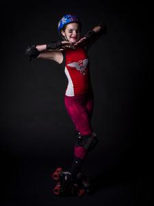 Junior Roller Girl 3