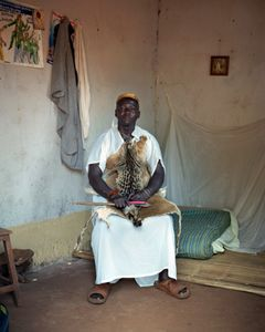 "The Healer. From ""Only in Burundi"" © Anaïs López"