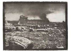 Palmyra, 2016 from The Land of Epic Battles.