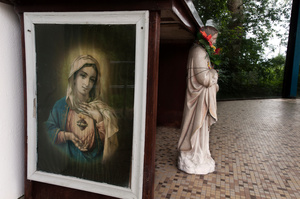 Sacred heart - Ogulla Shrine, Co Roscommon