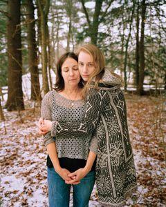 Lauren and Gabby, Concord Massachusetts, 2015