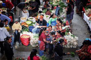 9-Chichicastenango Market