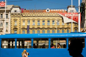 Zagreb,Croatia, 2008 © Frederic Lezmi