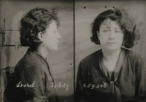 Unknown, Mug Shots, 1929. Courtesy Pace/MacGill Gallery, New York