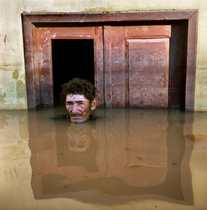 Submerged Portrait
