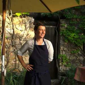 Our Chef, Caroline Bessey