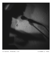 Singer, shadow, La Spirale Fribourg