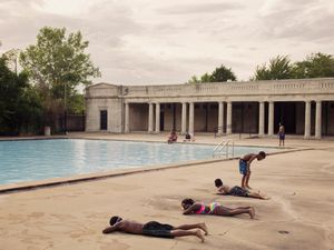 Fuller Pool, Chicago, 2017