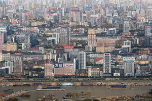 Chongqing, China (2010). From the series 'BRICS' © Marcus Lyon