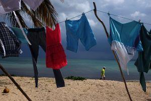 Bahia de Cochinos. Cuba