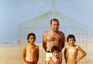 La cage dorée, 2012 © Carolle Benitah, Gallery Esther Woerdehoff