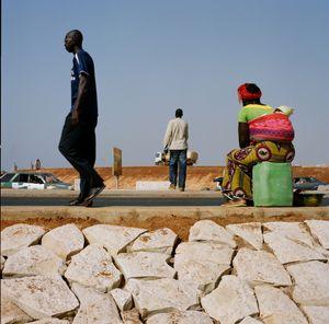 "From the series ""En Route to Dakar"" © Mimi Mollica"
