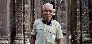 Khmer Pilgrim