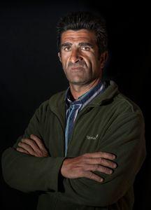 Antonio Romero, jornalero