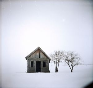 Abandoned cottage (Ditró, Romania, 2008)