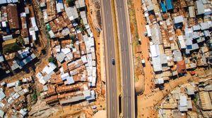 Southern Bypass Road / Kibera (Nairobi, Kenya)