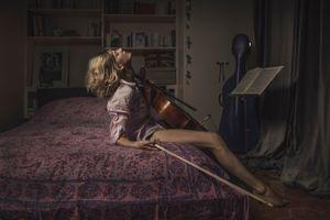 Pauline © Laura Stevens