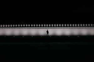 Bangkok wall, Thailand, 2017