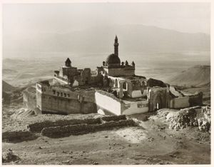 """?shak Pa?a Palace, Do?ubayaz?t, 1965. From the exhibition """"In Focus: Ara Guler's Anatolia"""" © Ara Guler, Freer Gallery and Arthur M. Sackler Gallery Archive"""