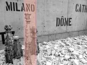 Only strips , Duomo di Milano