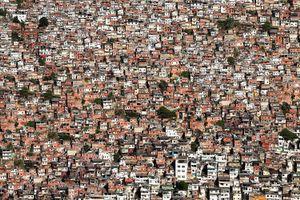 Santa Teresa, Rio De Janeiro (2008). From the series 'BRICS' © Marcus Lyon