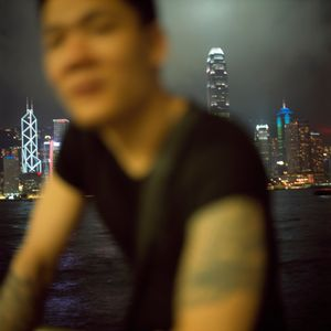 Hong Kong, from the series Daily Pilgrims © Virgilio Ferreira