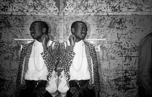 "Santu ""Fela Gucci"" Ramaisa (2) - In/Glorious Series, 2015."