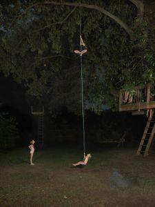 Rope Swing.