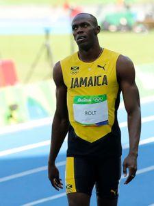 Man LEGEND - Usain Bolt