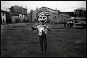 Provincia de Avila, 1981 © Cristobal Hara, VEGAP
