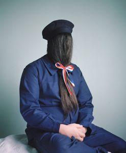 Camouflage aux Cheveux © Marie Hudelot