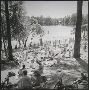 Untitled (Beach) 1999