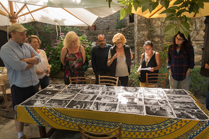 2015 Retreat: A small group session  with Elisabeth Biondi with fine art prints