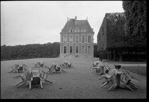 Sceaux, 1998, © Christopher Rauschenberg.