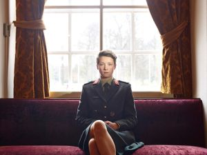Cadets. Portraits Stories, 3rd place. Paolo Verzone, Italy, Agence VU'.