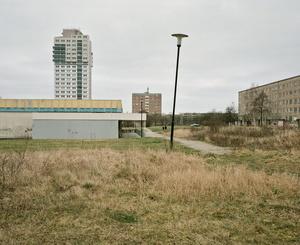 """aus der Serie """"Utopia"""" / Halle-Neustadt#3"""
