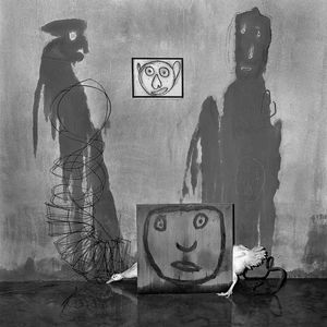 "Transformation. From the series ""Asylum of the Birds"" © Roger Ballen"